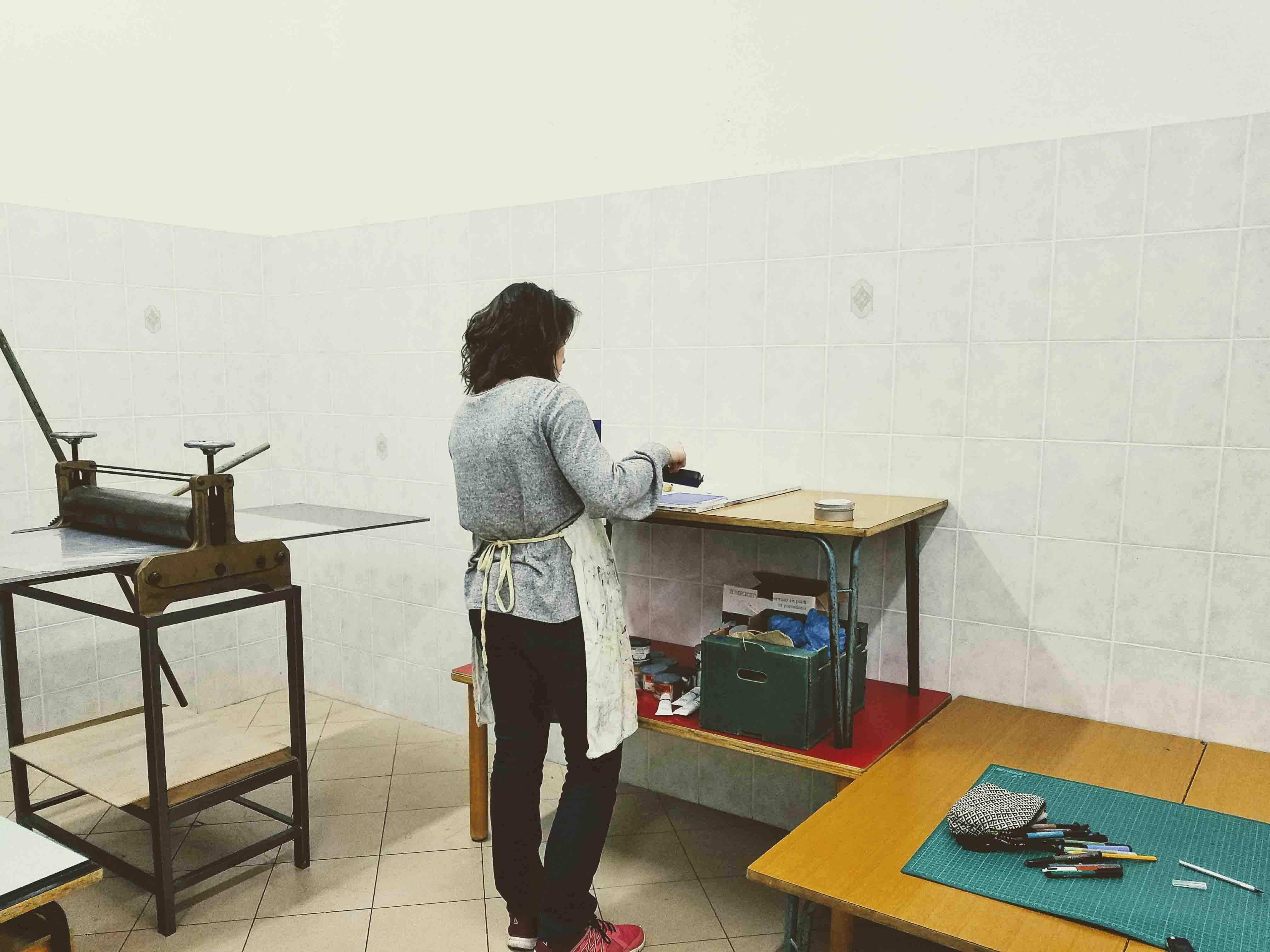 Art Studio Spectrapolis Residenze artistiche sardegna art music incontro artista performance