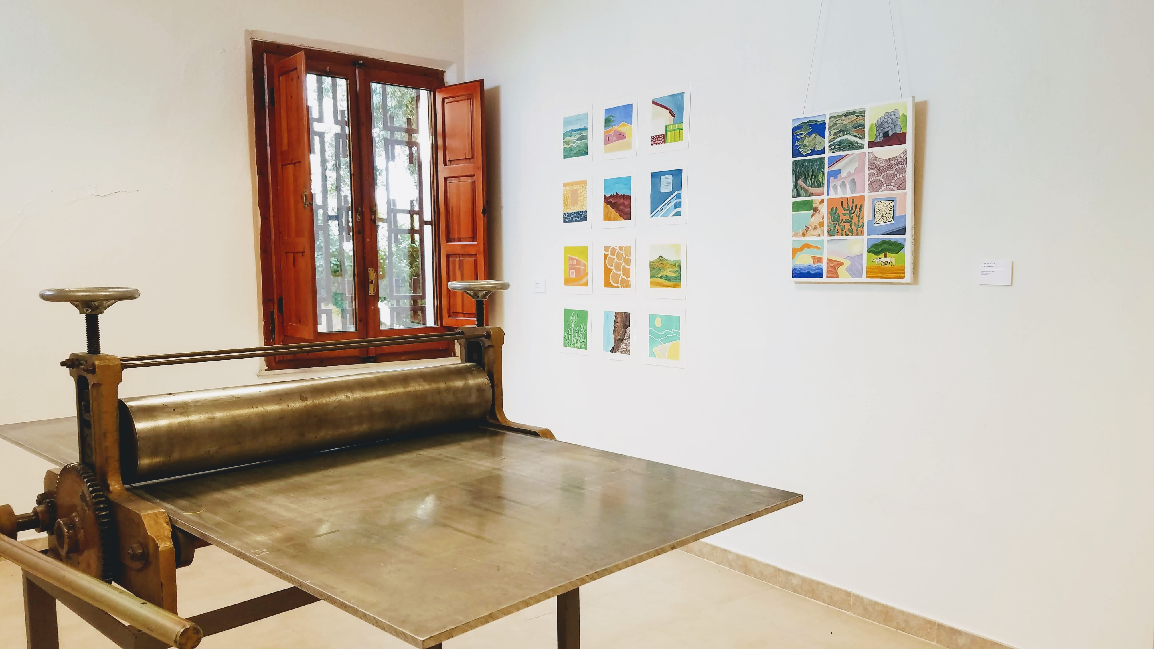 Muvat Spectrapolis Residenze artistiche sardegna art music incontro artista performance residence artistique