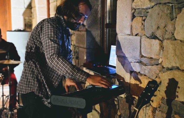 Live Music Spectrapolis Residenze artistiche sardegna art music incontro artista performance residence artistique